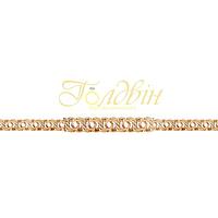 Золотой браслет. П605