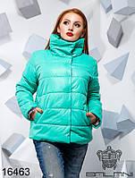 Демисезонная женская куртка недорого Украина интернет-магазин ( р. 48-52 )