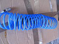 Шланг компрессорный полиуретановый 5 м INTERTOOL