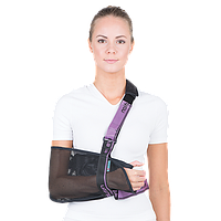 Бандаж поддерживающий на плечевой сустав (косынка) Т-8191 Тривес Evolution