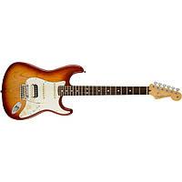 Электрогитара Fender American Standard Stratocaster HSS Shawbucker (SSB)