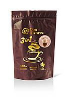 Don Alvarez кофе Колумбия 3в1 Айриш Крем 500 г