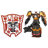 Автобот Дрифт и Джетсторн,(Transformers Robots in Disguise Mini-Con Deployers Autobot Drift and Jetstorm), 23см, Hasbro