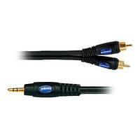 """Инсертный кабель Soundking SKBI147 (1/8"""" miniJack - 2 x RCA)"""