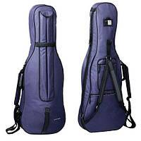 Чехол для виолончели Gewa Cello gig-bag Classic 3/4 (BL)