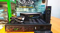 Спутниковый тюнер Satcom 4170 Combo(T2+картоприемник)