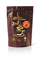 Don Alvarez кофе Колумбия 3в1 Карамель 500 г