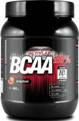 BCAA 100% 400 гр orange Activlab