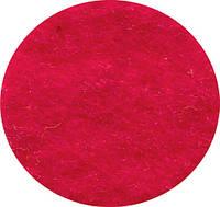 Фетр листовой, красный темный, 21.5х28 см, 180 г/м2