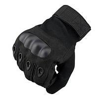 Тактические перчатки Oakley Военные , спортивные Черные