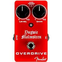 Педаль эффектов Fender Malmsteen Overdrive Pedal