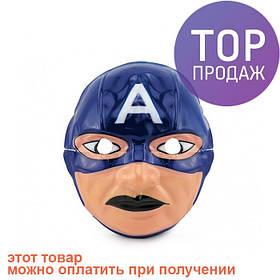 Маска Детская Капитан Америка  / детские карнавальные маски