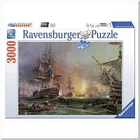 Пазл Ravensburger Обстрел Алжира 3000 элементов (RSV-170104)