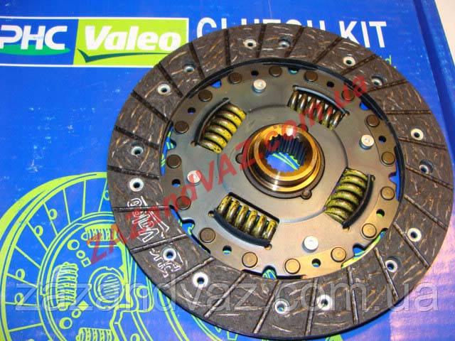 Диск сцепления Сенс Sens 1.3 Valeo Валео Корея GM 73