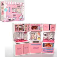 Кухня для куклы, свет, звук  K1705A-2-1