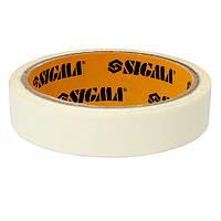 Скотч малярный Sigma 19ммх20м (8402011)