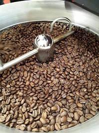 Свежеобжаренный зерновой кофе