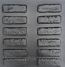 """Форма для искусственного камня """"ПРАГА"""""""