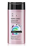 Шампунь для кудрявых и вьющихся волос ICONIC CURLS
