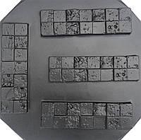 """Форма для искусственного камня """"КОРСИКА"""""""