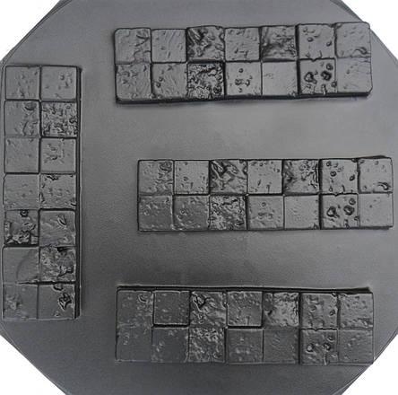 "Форма для искусственного камня ""КОРСИКА"", фото 2"