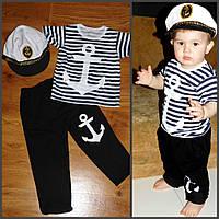 """Детский стильный костюмчик """" Морячки"""""""
