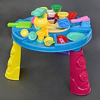 Детский набор для лепки 8724, 34 дет