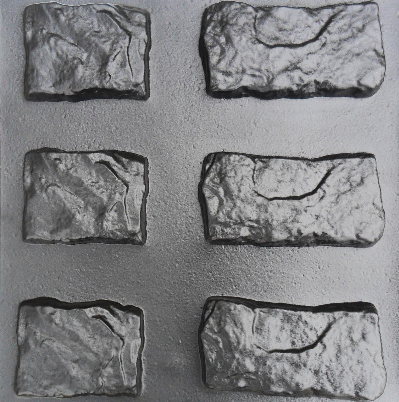 """Комплект форм для искусственного камня """"Старый замок"""""""