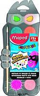 """Сухие акварельные краски Maped """"Color Peps"""" (MP.811520) 12цв."""