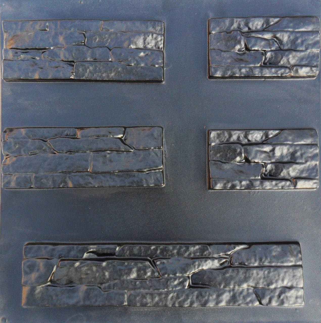"""Комплект форм из АБС пластика для искусственного камня """"Восток"""""""