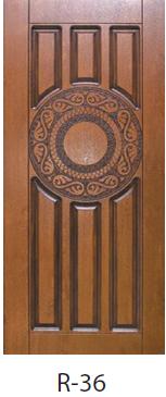 """Входная дверь """"Портала"""" (серия Премиум) модель R-36"""