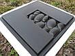 """Форма из АБС пластика для изготовления искусственного камня """"Камни в дереве"""", фото 2"""