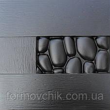 """Форма из АБС пластика для изготовления искусственного камня """"Камни в дереве"""", фото 3"""