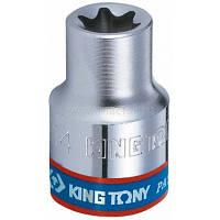 """Головка-звездочка 3/8"""" Е 8 KING TONY 337508M, фото 1"""