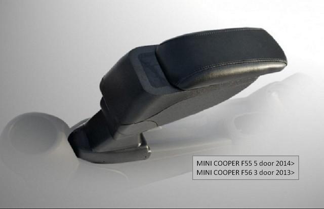 Armcik S2 armrest Mini III F56 - 3 door / F55 - 5 door 2014> ARS3MINCIK00703