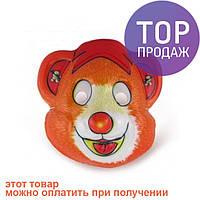Маска Детская Мишка Гамми / детские карнавальные маски