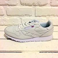 Мужские кроссовки Reebok Classic (White), фото 1