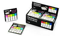 Стикер-закладка для заметок 5 цветов по 20 штук