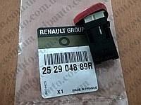 Кнопка аварийной сигнализации Renault Trafic / Opel Vivaro RENAULT 252904889R