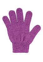 Перчатка для душа фиолетовая, Faberlic