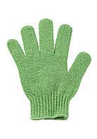 Перчатка для душа зеленая, Faberlic
