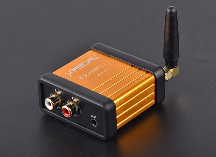 Аудио стерео усилитель Bluetooth 4.2, 5 В