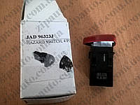 Кнопка аварийной сигнализации Renault Trafic / Opel Vivaro PROTTEGO JAD96323J