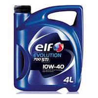 Масло Elf 10w40 4L Франция
