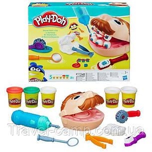 Игровой набор Мистер Зубастик, ПЛАСТЕЛИН Play-Doh, фото 2