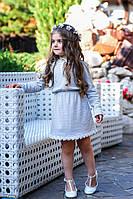 Платье ODWEEK NATURE 170829 Белый