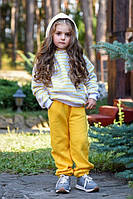 Спортивный костюм ODWEEK SUN WAVE 170807 Желтый