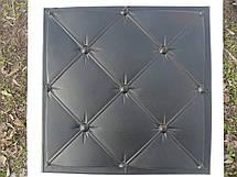 """Форма из АБС пластика для изготовления для 3д панелей """"КОЖА"""", фото 3"""