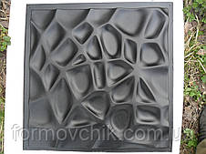 """Форма для гипсовых 3Д панелей """"ПАУТИНА"""", фото 3"""