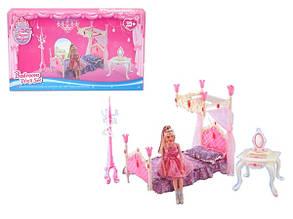 Кукольная мебель спальня